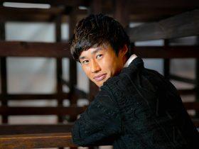 町田也真人選手 ポートレート1