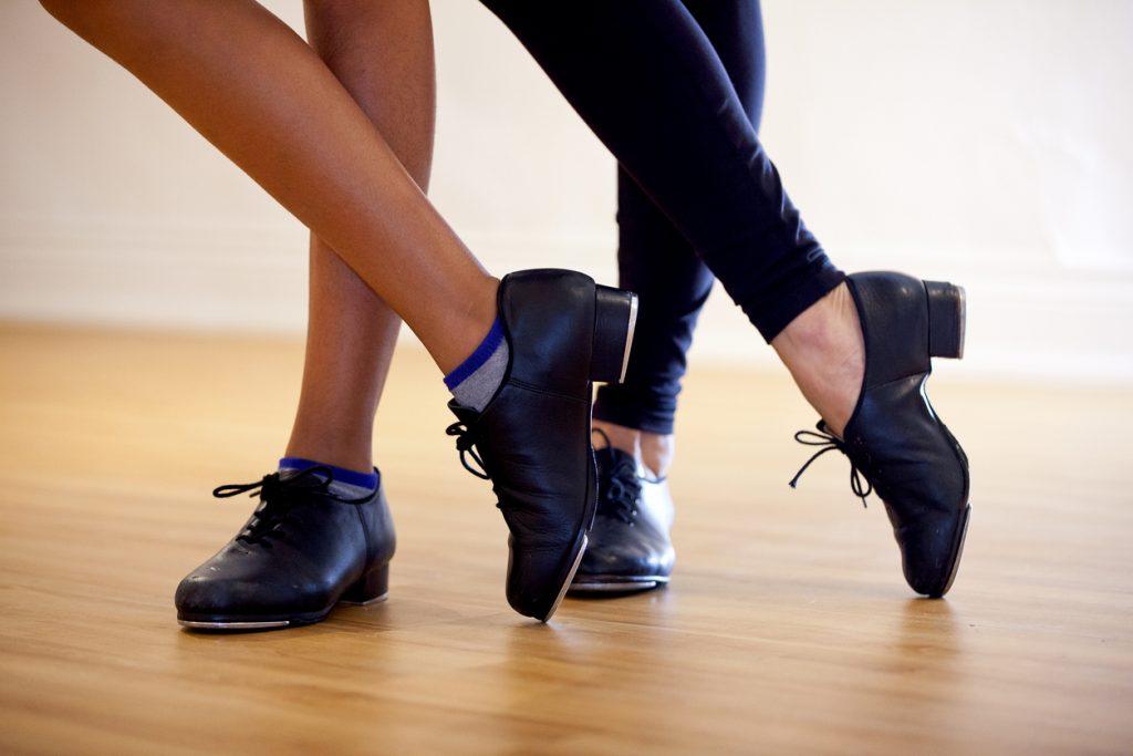 タップダンスの靴