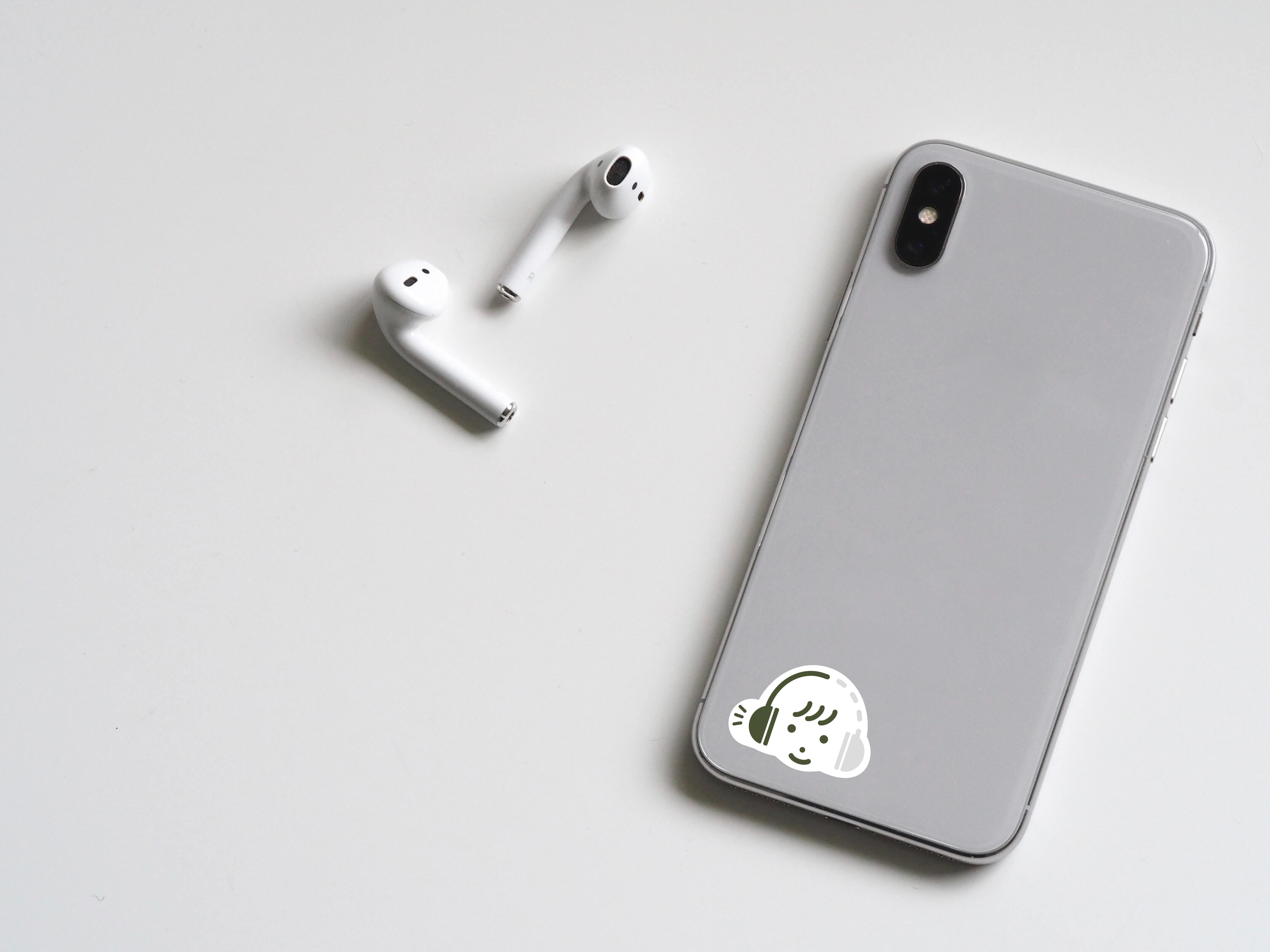 きこいろオリジナルマークの使用例(スマートフォン)